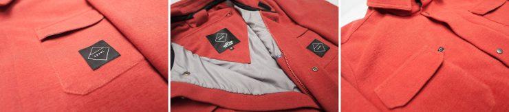 Crave Kevlar Motorcycle Shirt 1 740x163 - Forest Kevlar® Motorcycle Shirt by Crave - The Original