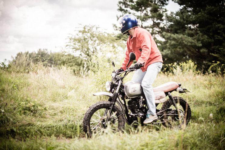 Crave Kevlar Motorcycle Shirt 6 740x494 - Forest Kevlar® Motorcycle Shirt by Crave - The Original