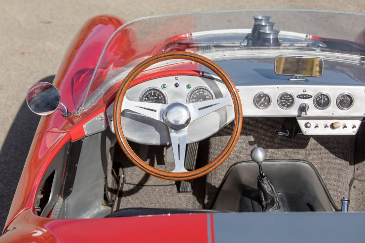 Devin Special Car Cockpit 2