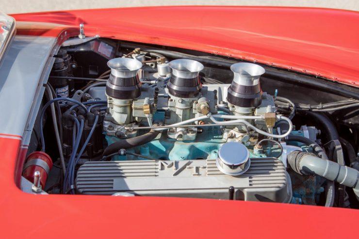 Devin Special Car V8 Engine 1