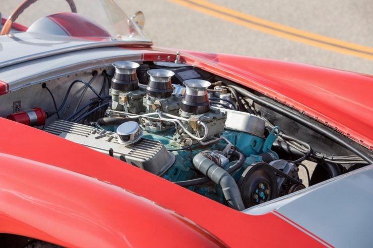 Devin Special Car V8 Engine 2
