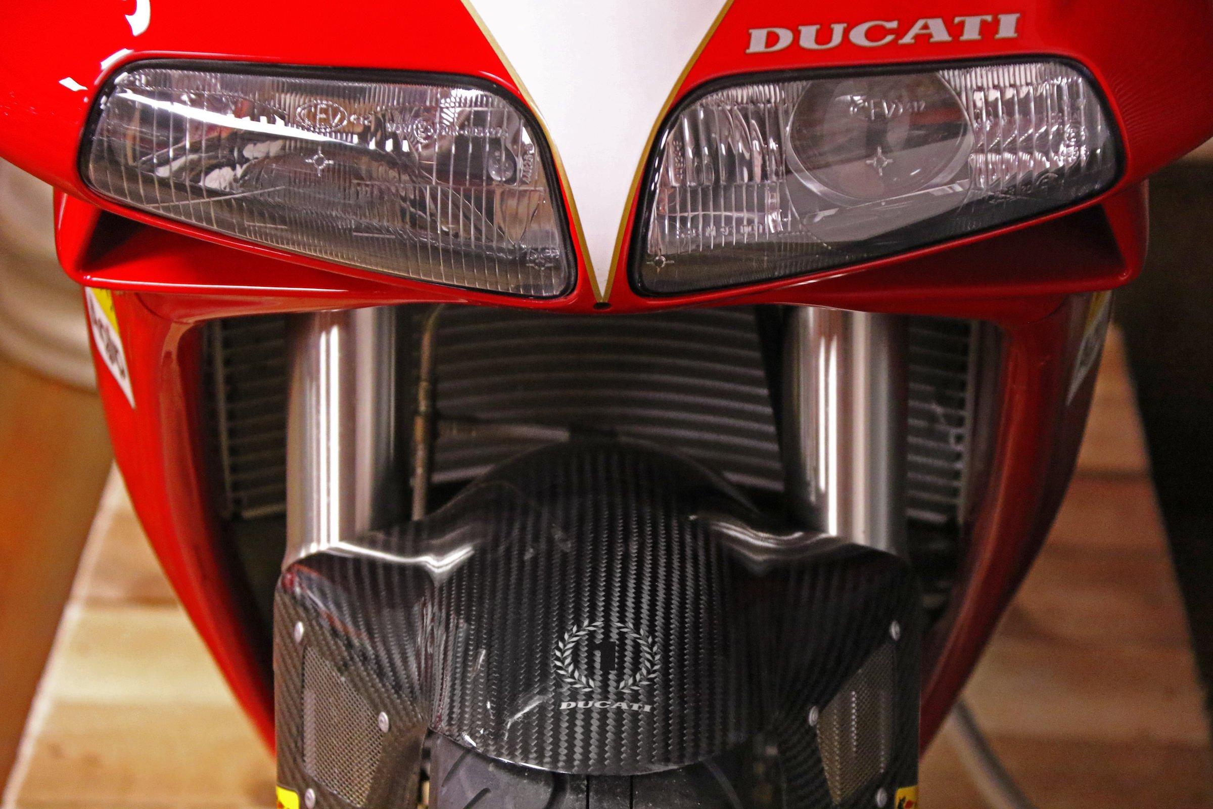 Ducati 916 SPS 9
