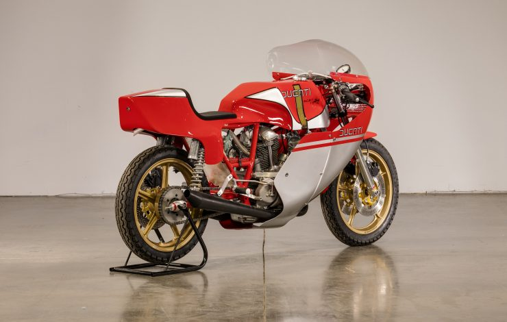 Ducati NCR 900 Racer 10