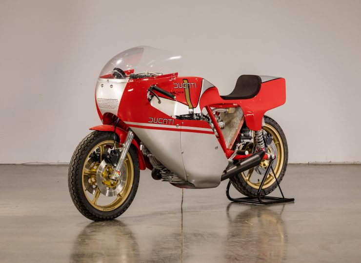 Ducati NCR 900 Racer 3