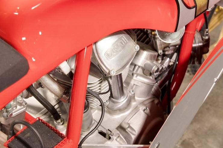 Ducati NCR 900 Racer 5