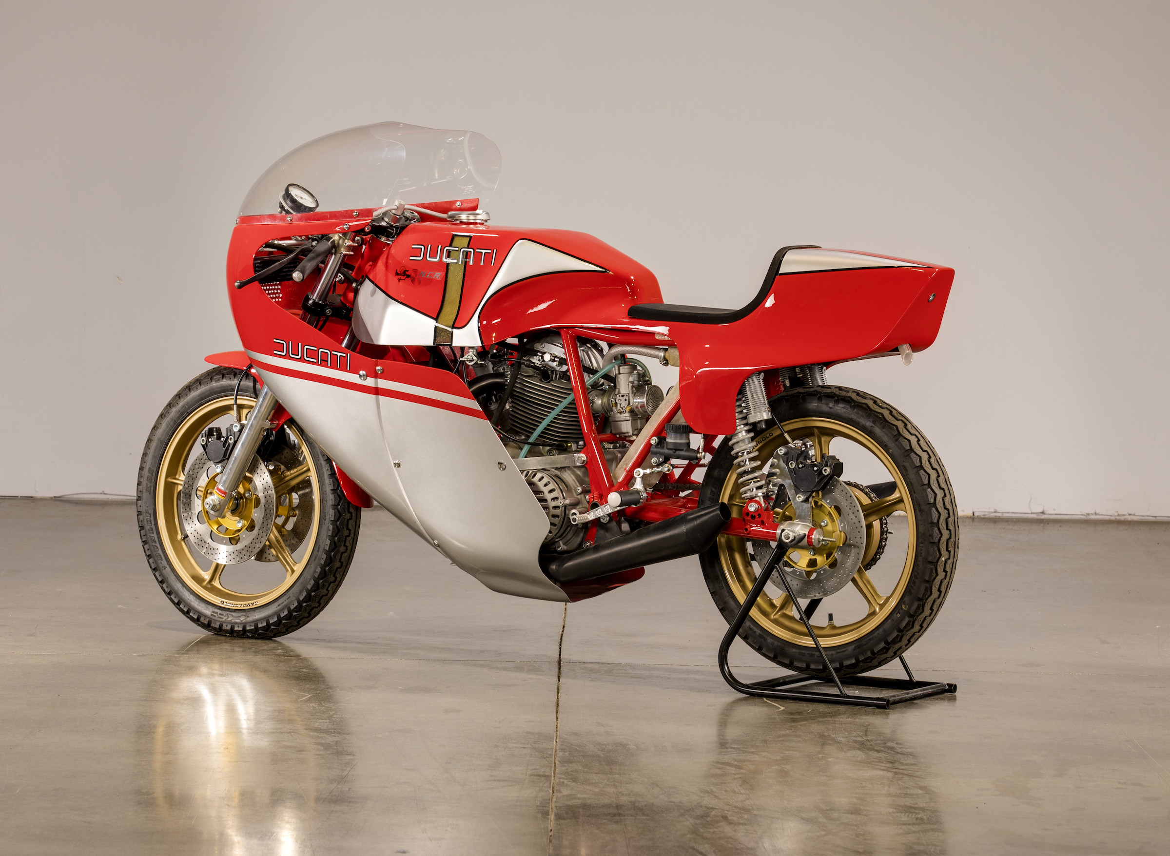 Ducati NCR 900 Racer - A Swedish-Built Italian Icon