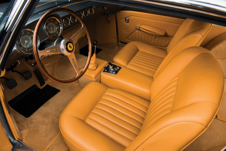 Ferrari 250 GT Interior