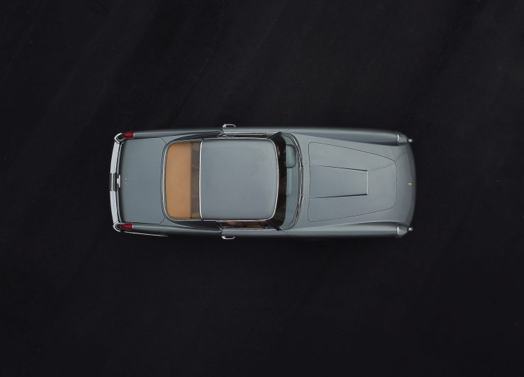 Ferrari 250 GT Overhead
