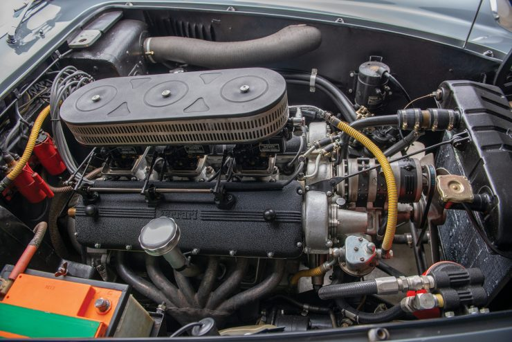 Ferrari 250 GT V12 Engine 2