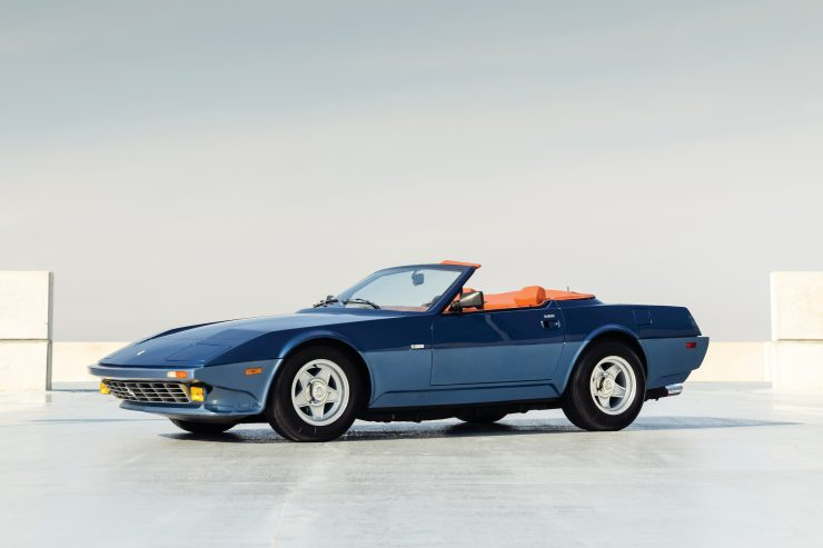 Ferrari 365 GTB4 Daytona NART Spider 740x493 - 1 of 5 Ever Made: The Ferrari 365 GTB/4 Daytona NART Spider