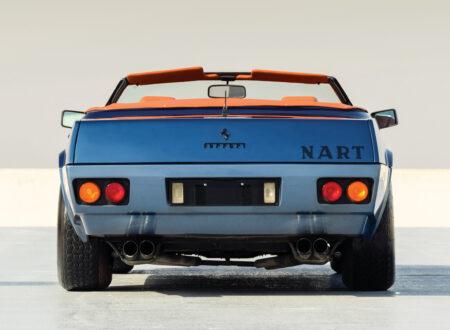 Ferrari 365 GTB 4 Daytona NART Spider Back