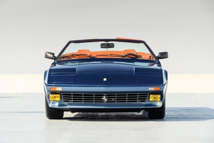 Ferrari 365 GTB 4 Daytona NART Spider Front