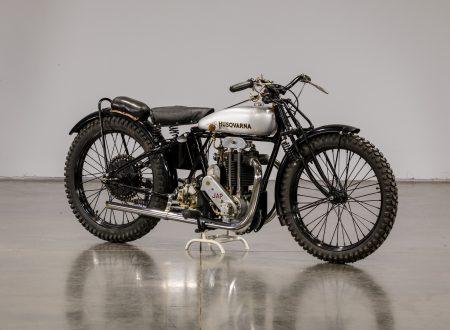 Husqvarna Model 30 A Motorcycle 2