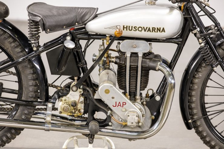 Husqvarna Model 30 A Motorcycle 3