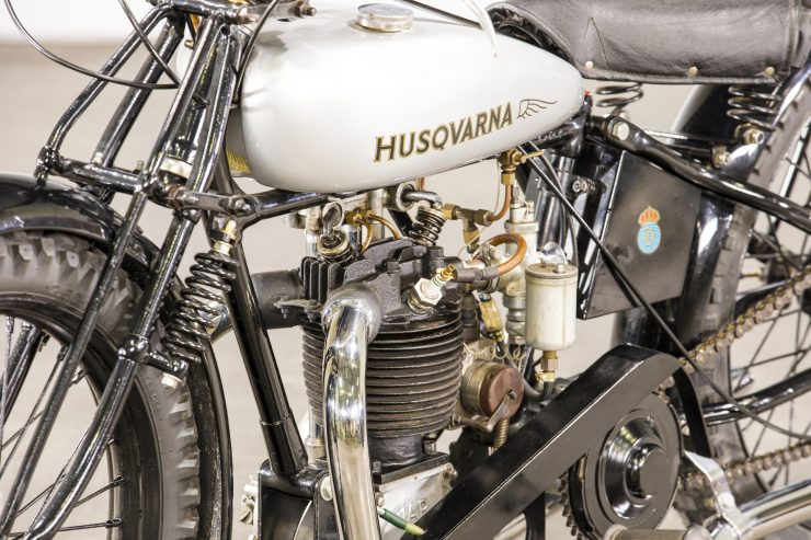 Husqvarna Model 30 A Motorcycle 4