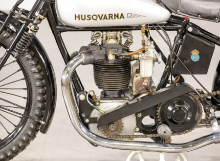 Husqvarna Model 30 A Motorcycle JAP Engine