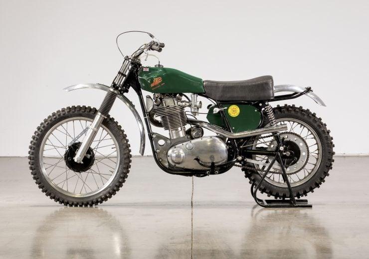 JAP BSA Motocross Motorcycle 1