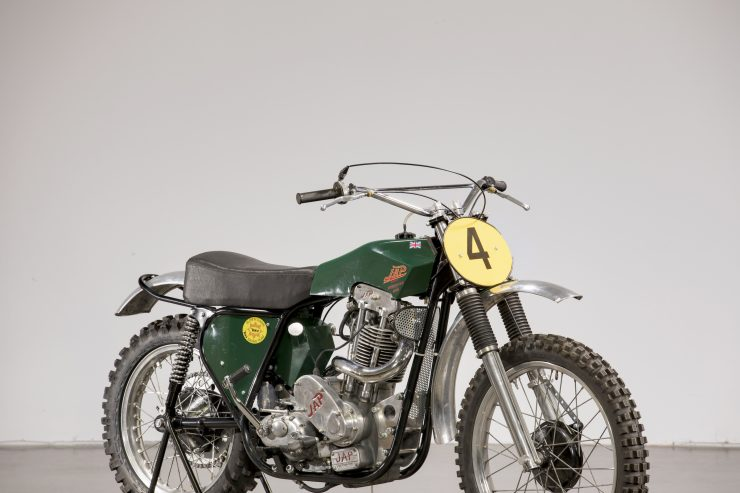 JAP BSA Motocross Motorcycle 11