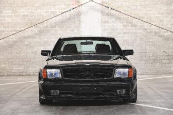 Mercedes-Benz 560 SEC AMG 6.0 Wide-Body Front