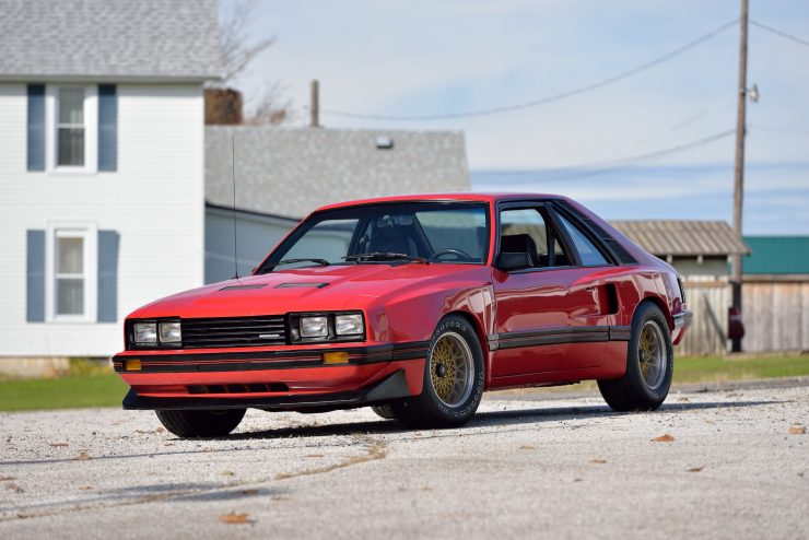Mercury Cosworth Capri