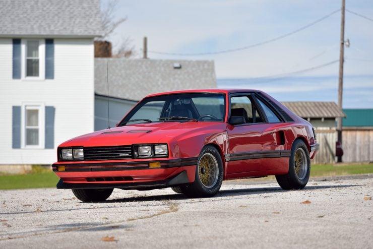 Mercury Cosworth Capri