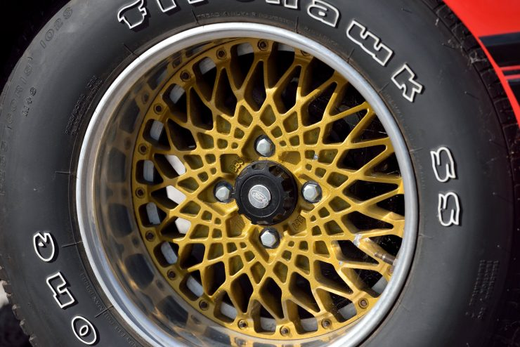 Mercury Cosworth Capri BBS Wheels