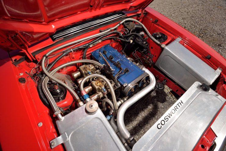 Mercury Cosworth Capri Engine 2