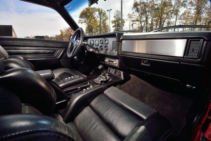 Mercury Cosworth Capri Interior 2