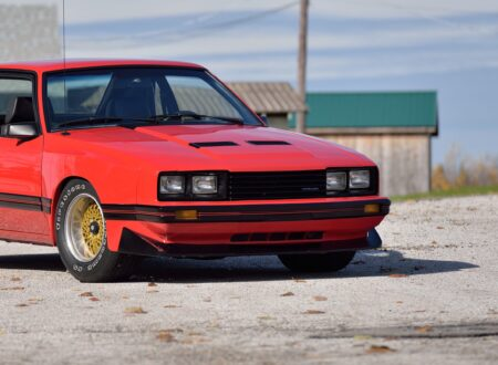Mercury Cosworth Capri Main