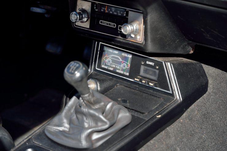 Mercury Cosworth Capri Shifter