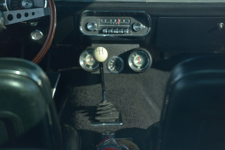 Shelby GT500 Super Snake Hurst Shifter