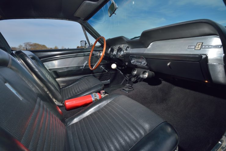 Shelby GT500 Super Snake Interior 1