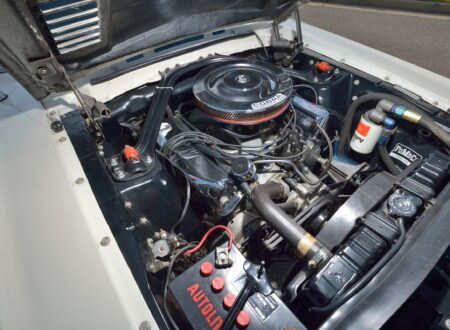 Shelby GT500 Super Snake V8 Engine 1