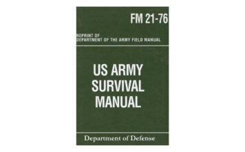 US Army Survival Manual FM 21-76