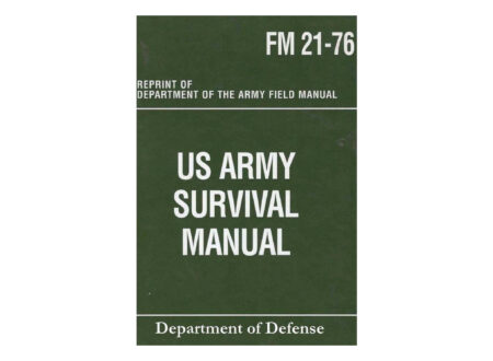US Army Survival Manual FM 21-76