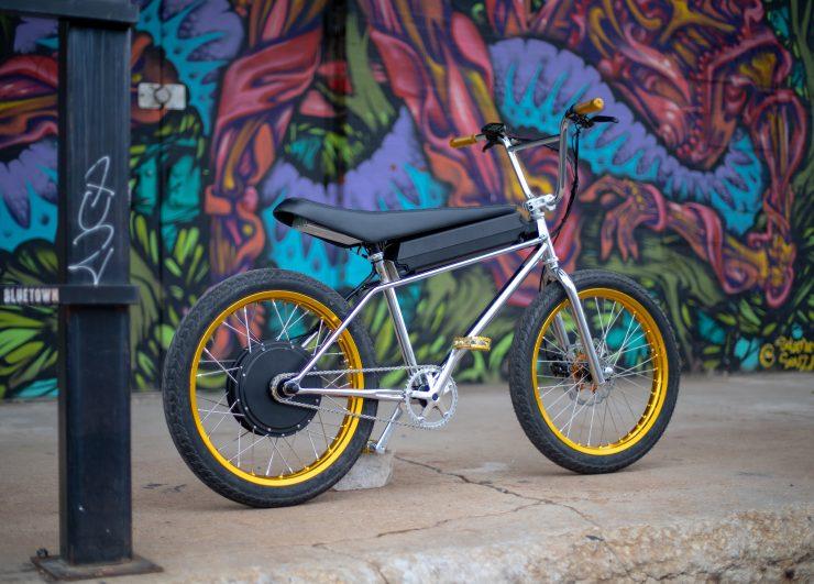 ZOOZ ONE Electric BMX Bike 1
