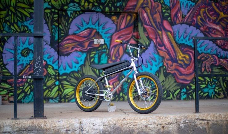 ZOOZ ONE Electric BMX Bike 2