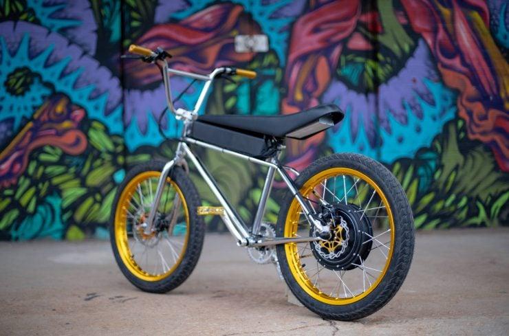 ZOOZ ONE Electric BMX Bike 3