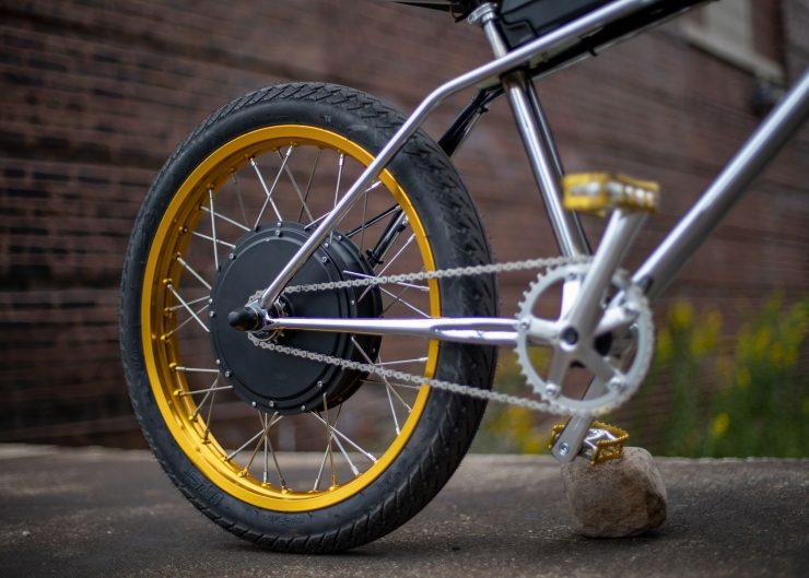ZOOZ ONE Electric BMX Bike 4