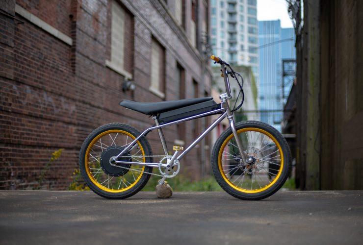 ZOOZ ONE Electric BMX Bike 5