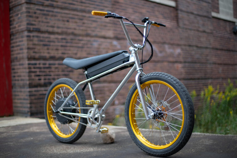 Zooz One An Electric Bmx Bike For The 21st Century