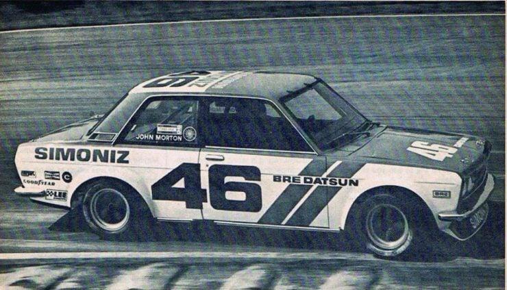 Datsun 510 Trans-Am