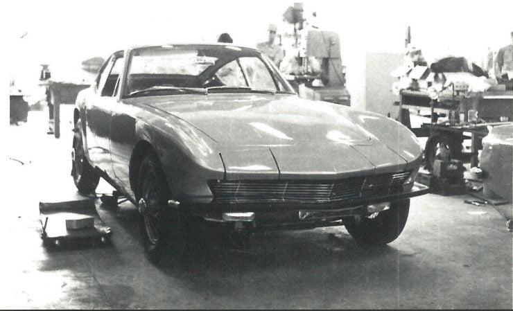 Nissan A550X concept car