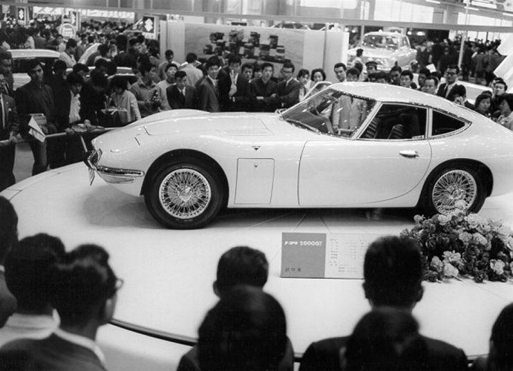 Toyota 2000GT Tokyo Motor Show