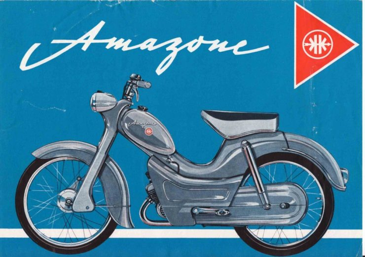Kreidler Amazone moped Germany