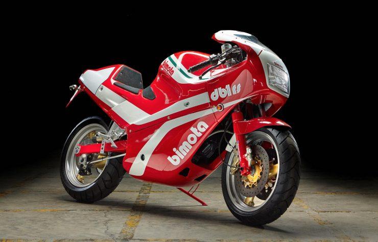 Bimota DB1 SR 4 740x474 - The Bimota DB1 SR – A Double-Barrelled Italian Superbike