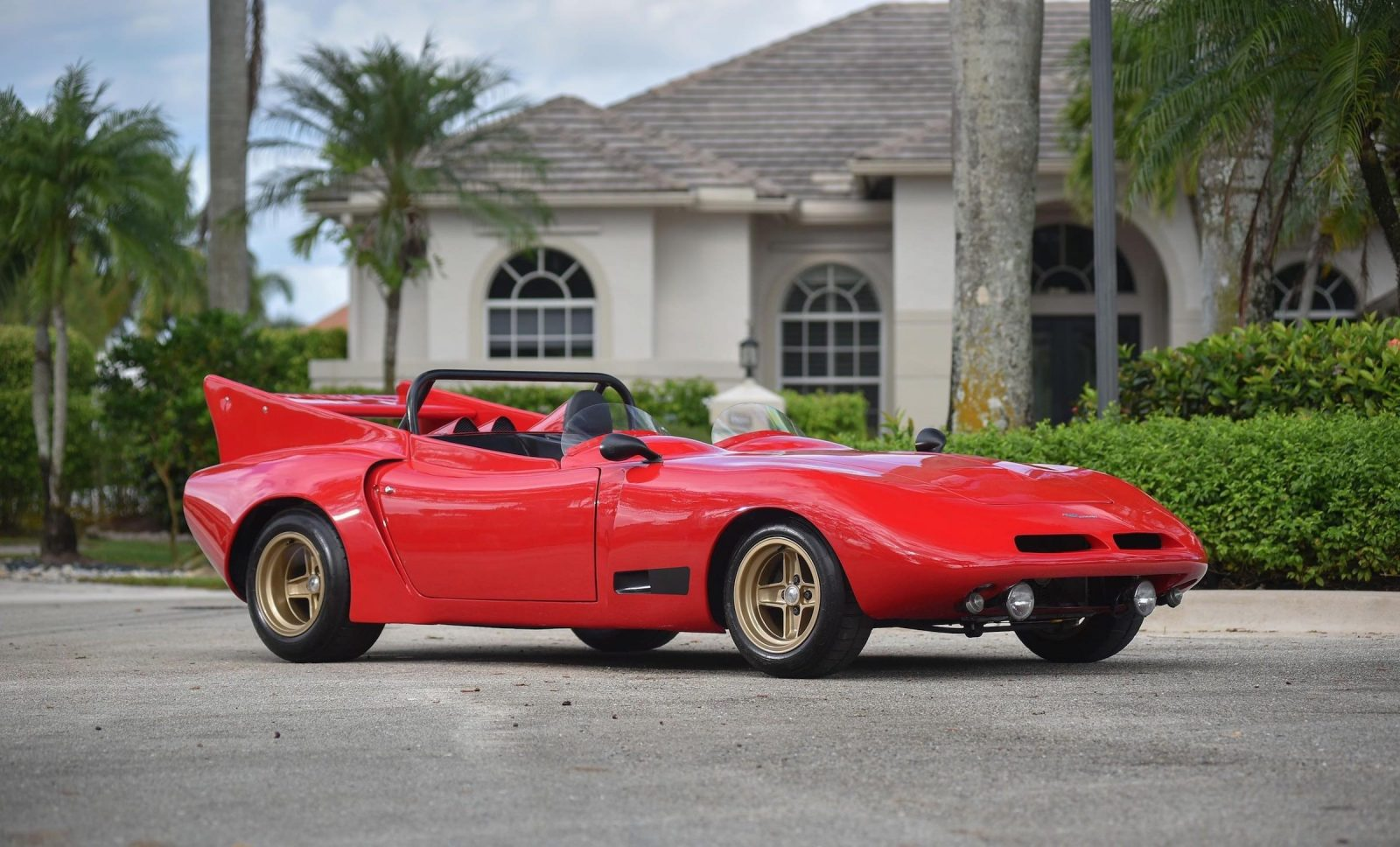 1 of 2 Ever Made – The Bizzarrini 128P Was Abandoned Then Resurrected