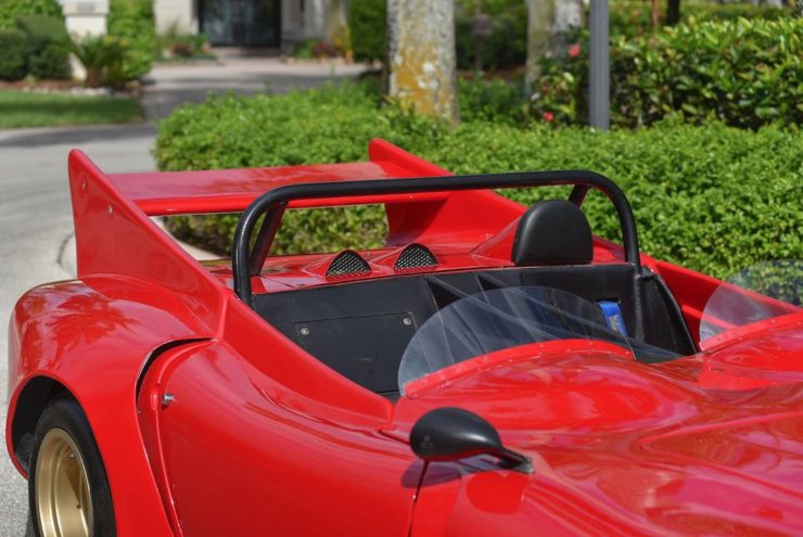 Bizzarrini 128P Barchetta 5
