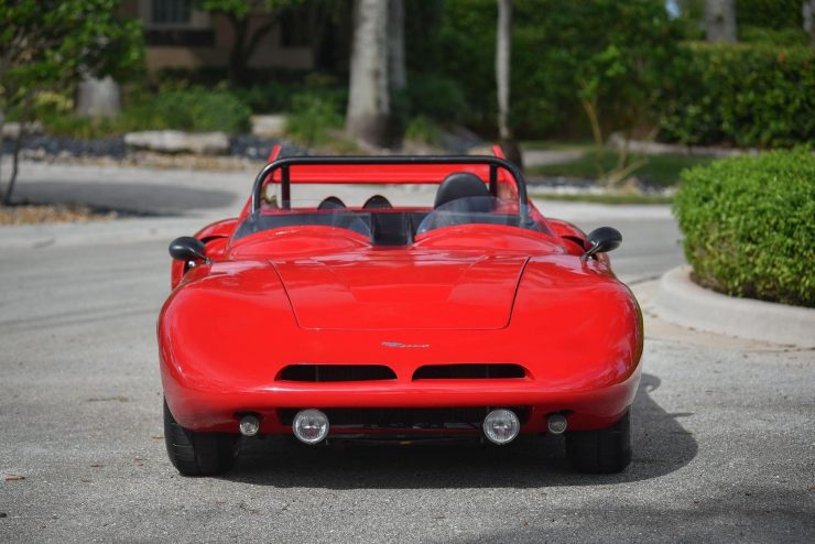 Bizzarrini 128P Barchetta Front