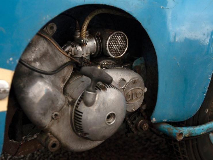 Brütsch Mopetta Engine